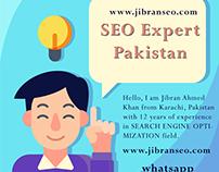 Jibran SEO For Google SEO Optimization