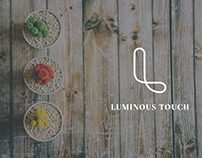 Luminous Touch Brand and Identity