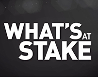 What's At Stake Show Open