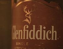 Glenfiddich - Packshot in Motion