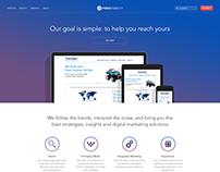 Prime Visibility (Web Design)