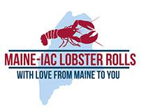 Maine-iac Lobster Rolls Lobster Truck