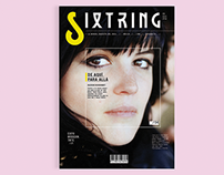Editorial - Sixtring Mag