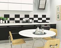 Кухни • Kitchens