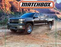 Matchbox Truck