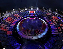 Olympic Ceremonies 2012