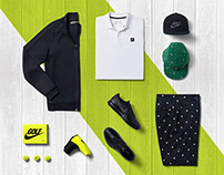 Nike Golf Masters 2015