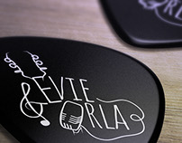 Logo Design & Starter Site for Acoustic Covers Duo.