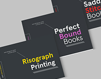 Service Bureau Instructional Booklets