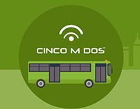 5m2 WI-FI en autobuses