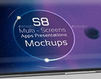 Multi Screens Mockup