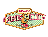 Diageo Friends and Family day 2012