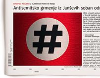 Prime-Minister's Antisemitic Tweets