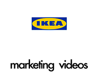 Marketing videos for IKEA spain by Goodnews & quebue