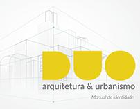 Manual de Identidade Duo Arquitetura e Urbanismo