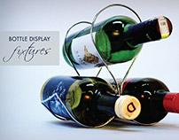 Display Fixtures for Bottles