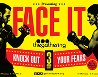 The Gathering FACE IT Sermon Series