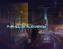 Techno Parallax Photo Opener