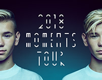 Moments Tour 2018 for Marcus & Martinus