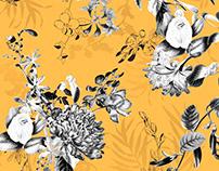 Monocromático Flower - Primavera 2020 - Dimy