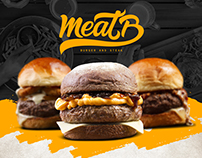 Meat B - Burger and Steak