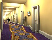 Signature Shot - A Wrinkling Corridor (MADE Techniques)