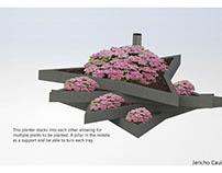 Staking Modular Planter