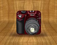 Quasiphysical camera