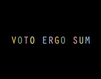 Voto Ergo Sum