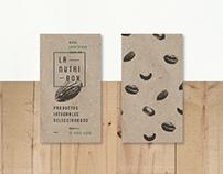 La Nutri Box · Branding