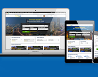 "Redesign website ""Hotel Travel"""