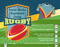 Social Media Explained Using Rugby