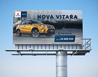 Suzuki Vitara - Billboard