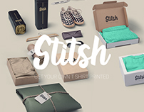 Stitsh / logo-branding