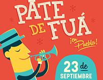 Paté de Fuá en Puebla