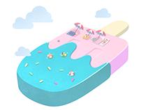 summer candybar