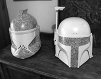 Star Wars: Helmets