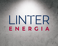 Linter ENERGIA, visual identity