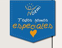 Todos somos especiales - Fundación Noemi
