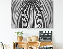 Animal Art Room Ideas on Great BIG Canvas