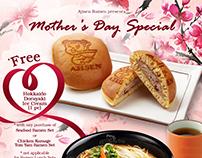 Ajisen Ramen Singapore - Mothers Day 2017