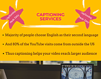 Captioning Made Easy!
