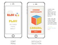 BLOC Mobile Game Concept