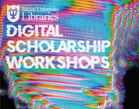 Tulane Libraries Workshops Flyers Fall 2020