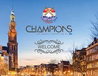 SBM Amsterdam Convention 2016 - Branding