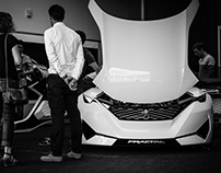 Peugeot Fractal - The Making Of