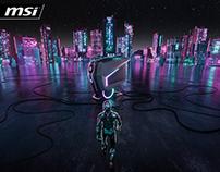 MSI AEGIS TI5