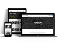 AHenriques - Web design