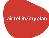 Airtel MyPlan TVC