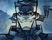 2015-4-2 Metal Gear Solid series
